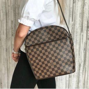 Louis Vuitton Ipanema Damier Ebene GM Rush sale